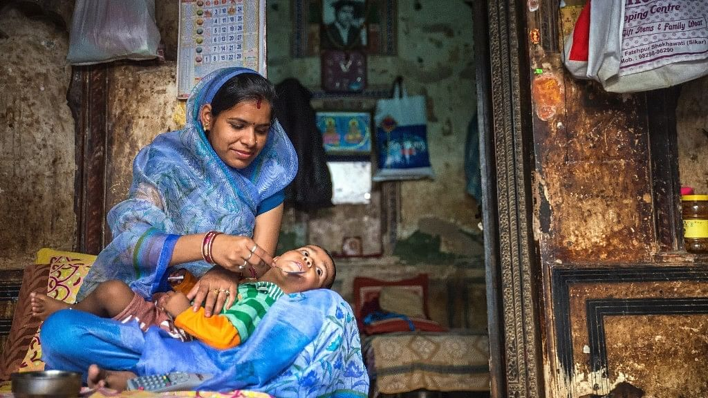 South Better Than North in Maternal and Child Health in India