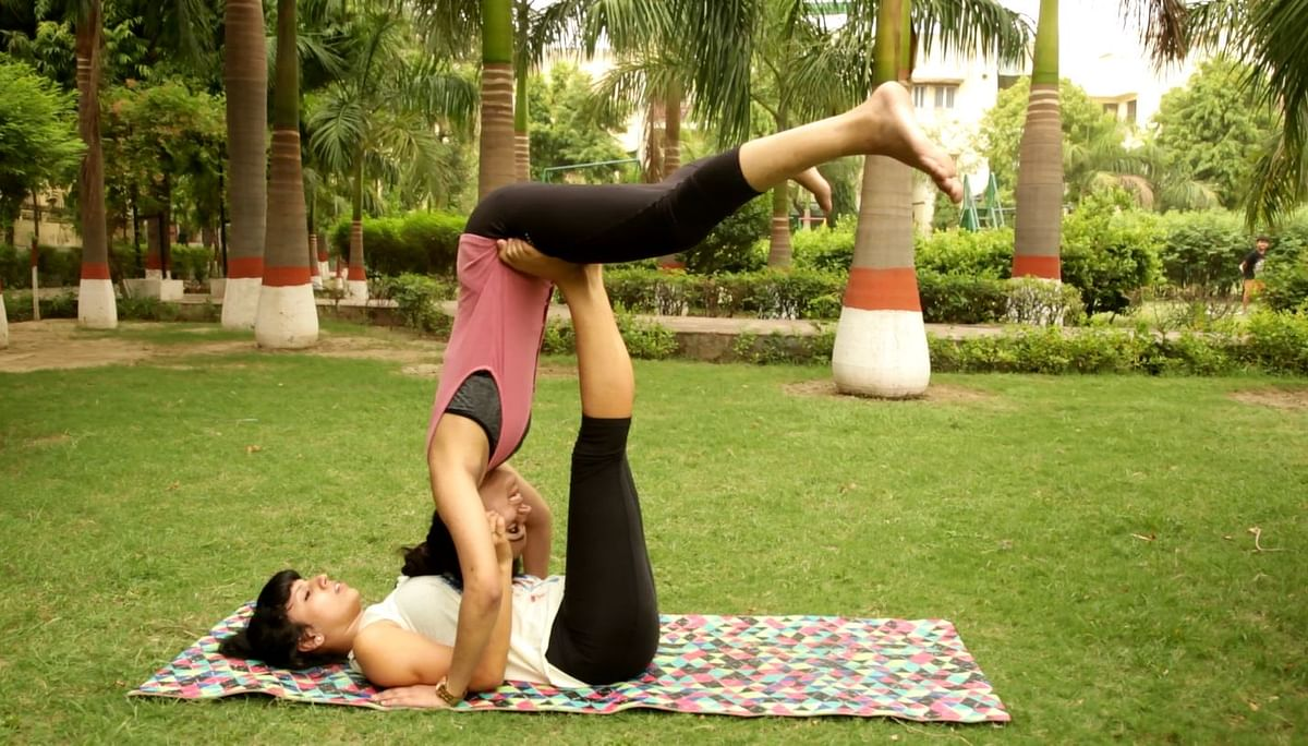 Yoga and Ayurveda are two sides of the same coin