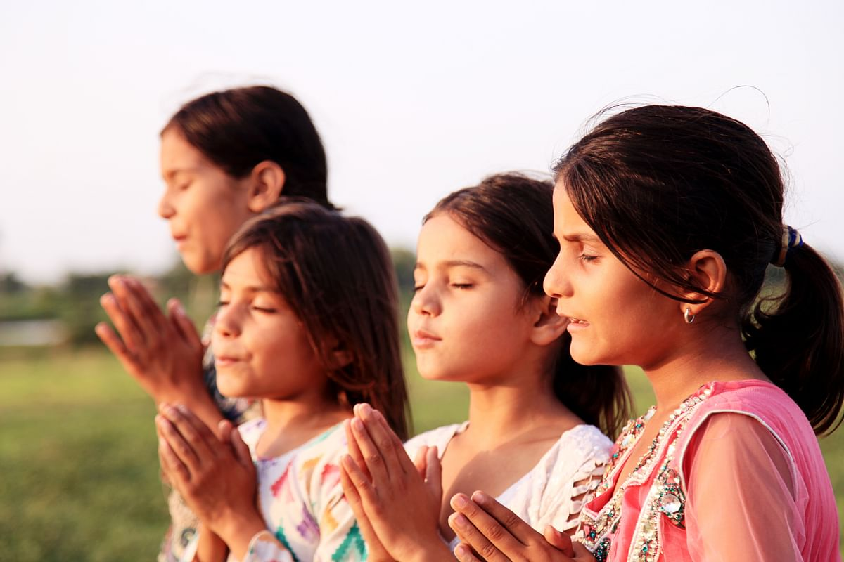 Introducing meditation practices gently and for shorter duration in school or at home is beneficial.