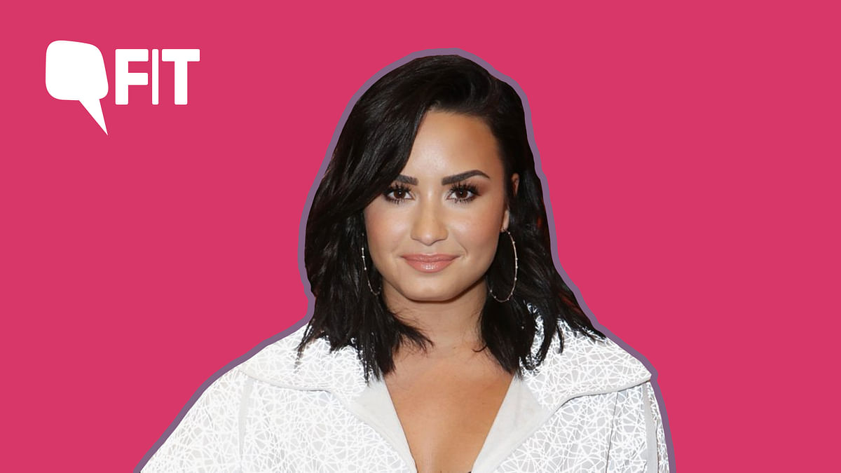 Demi Lovato speaks up about her near- fatal drug overdose in 2018 and how its impacted her health.