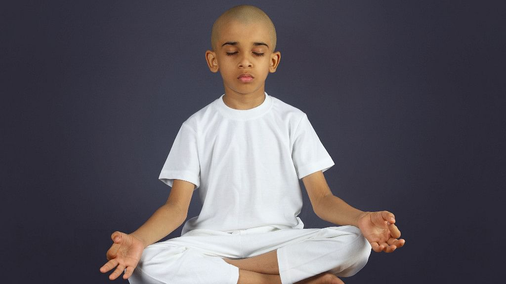 Meditation & Kids: You Can Teach Kids to Find Their Inner Peace