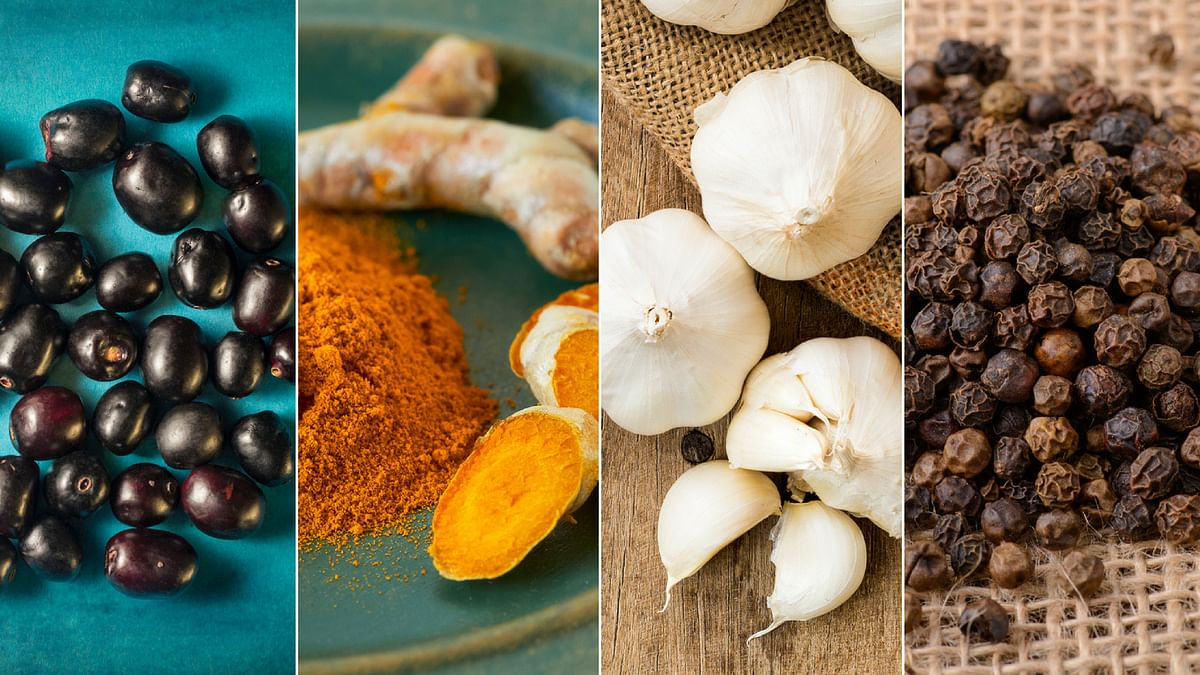 Include these immunity boosting foods in your diet.