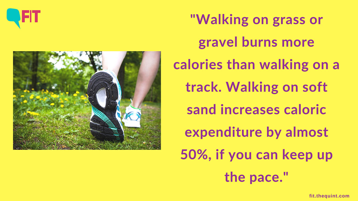 Here's How Walking Can Help You Lose Weight