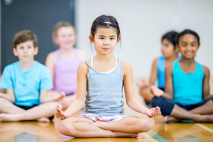 Chaos in pre-school classrooms can be calmed by introducing daily mindfulness practices for few minutes every day.