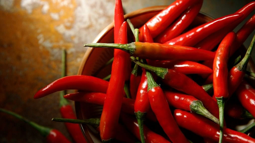 Did you know that India tops the list of the largest chilli producing nations in the world?