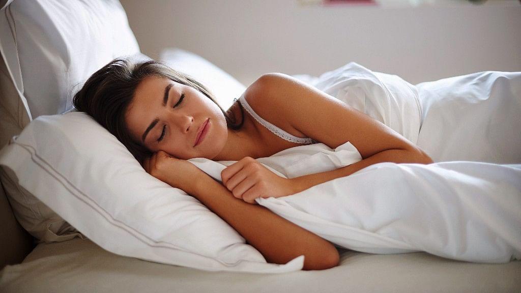 Do not overwork yourself. Get a goodnight's sleep.