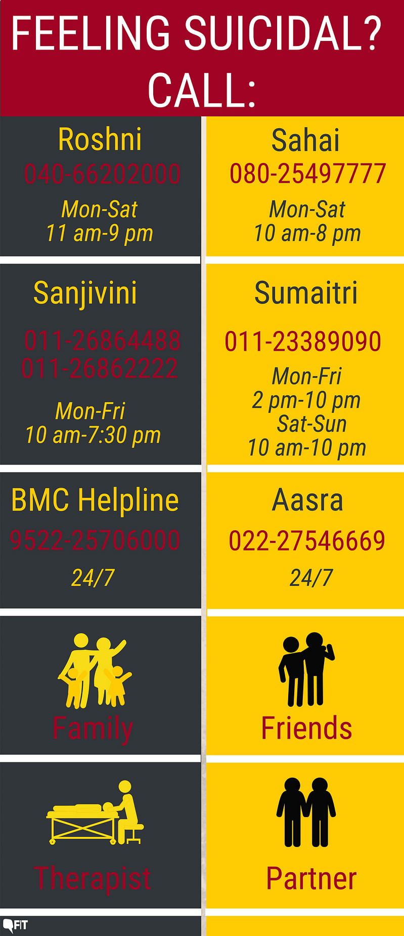 Another Student Suicide: A List of Prevention Helplines To Call