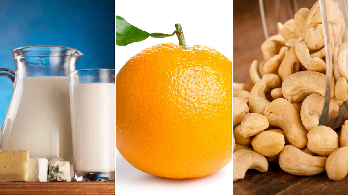 Want Healthy Eyes? Include These 14 Foods in Your Diet