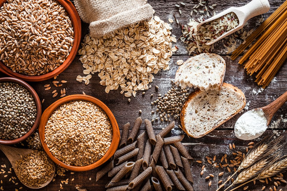 Whole grains are an excellent source of phytochemicals and essential minerals.