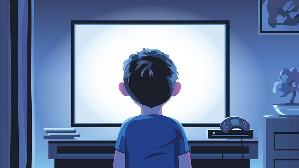 Children Exposed to Violence on Screen More Emotionally Distressed
