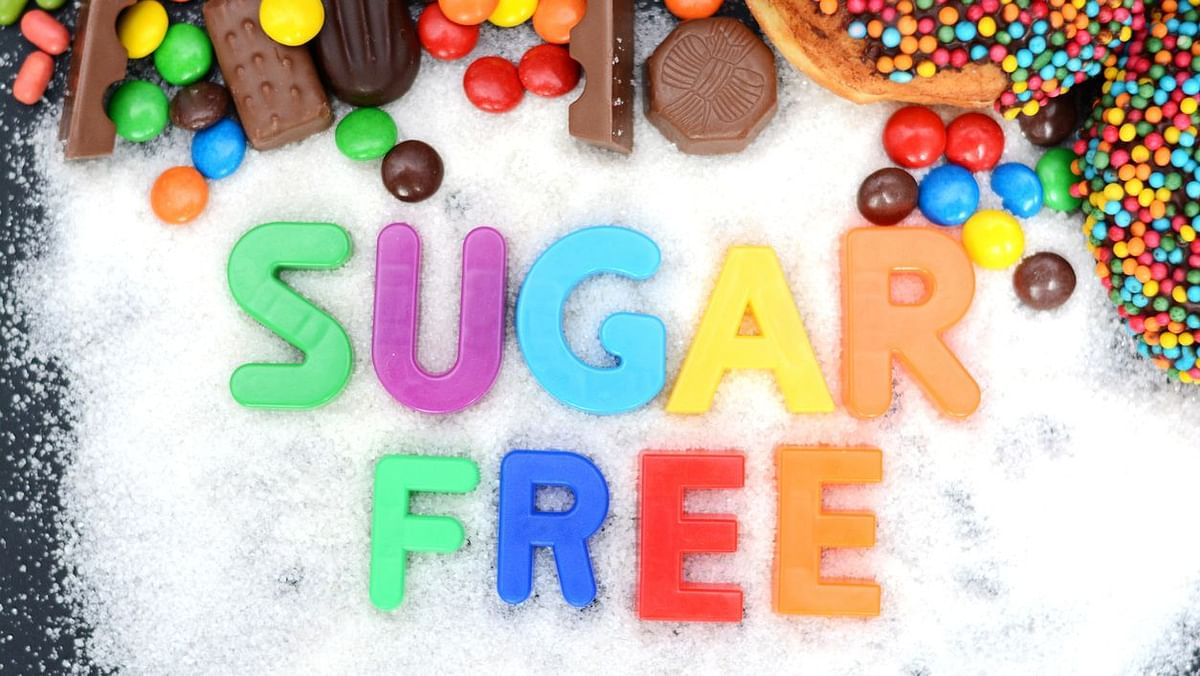 Can sugar-free items really be consumed without thinking twice?