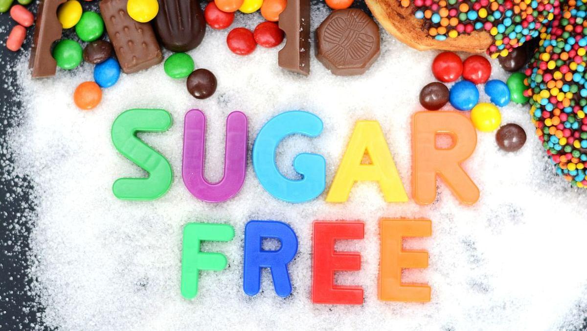Is sugar-free a reliant sugar substitute?