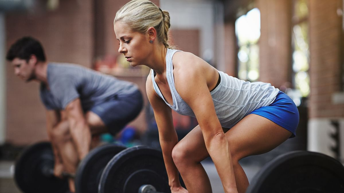 Weightlifting For Less Than an Hour a Week May Cut Stroke Risk