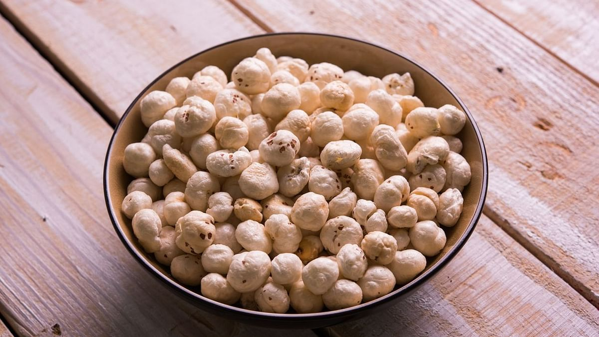 There is no disputing the health benefits of makhana or fox nuts.