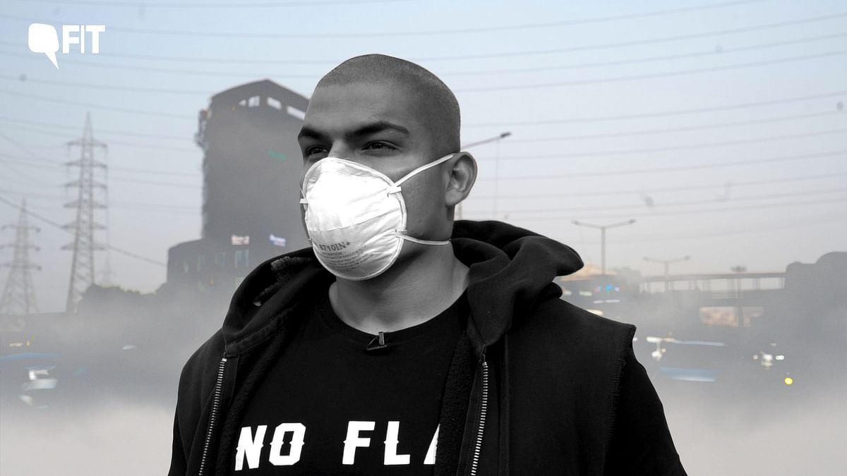 Raoul Kerr is a Delhi-based rapper. He recently released a song on Delhi's toxic air that went viral.