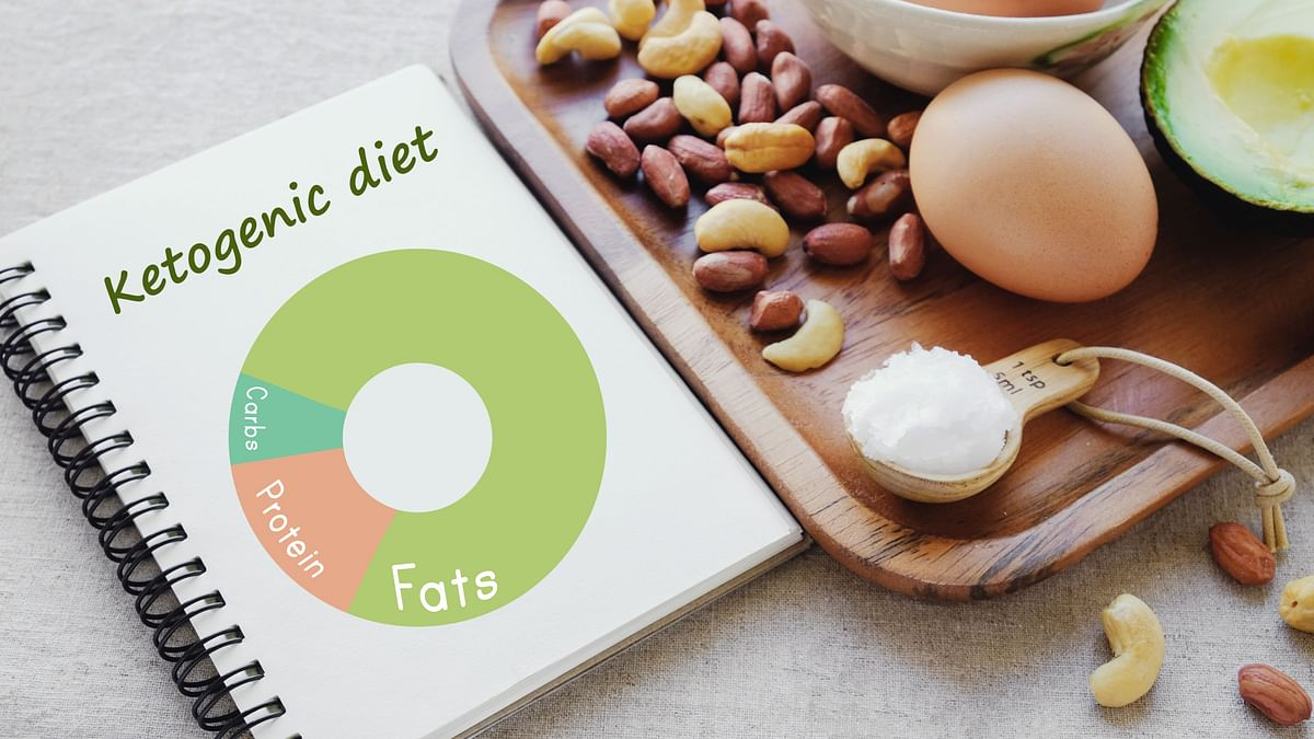 Ketogenic or Keto diet is a low-carb and high-fat diet.