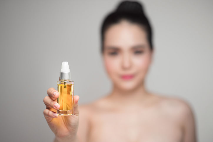 Face oils can help keep your skin nourished and hydrated.