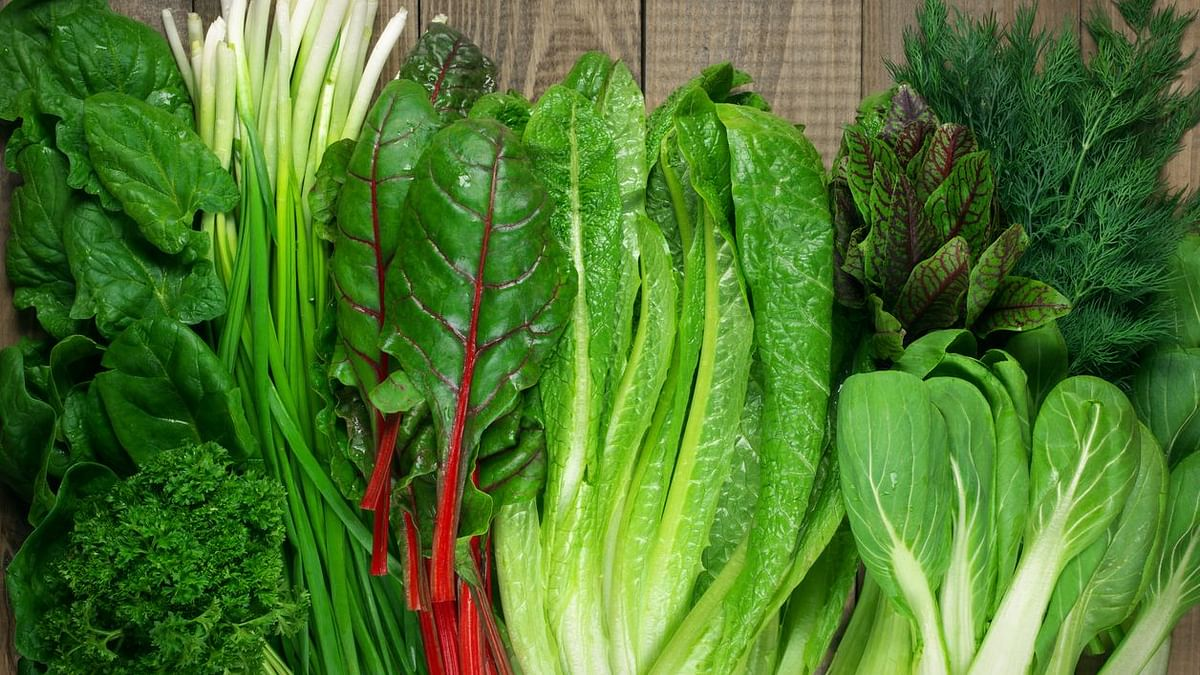 Green Leafy Vegetables May Prevent Fatty Liver Disease: Study