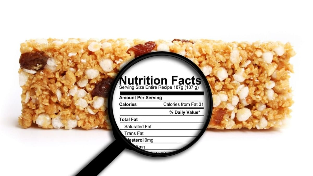 Food Labels Promote Healthier Choices: Study
