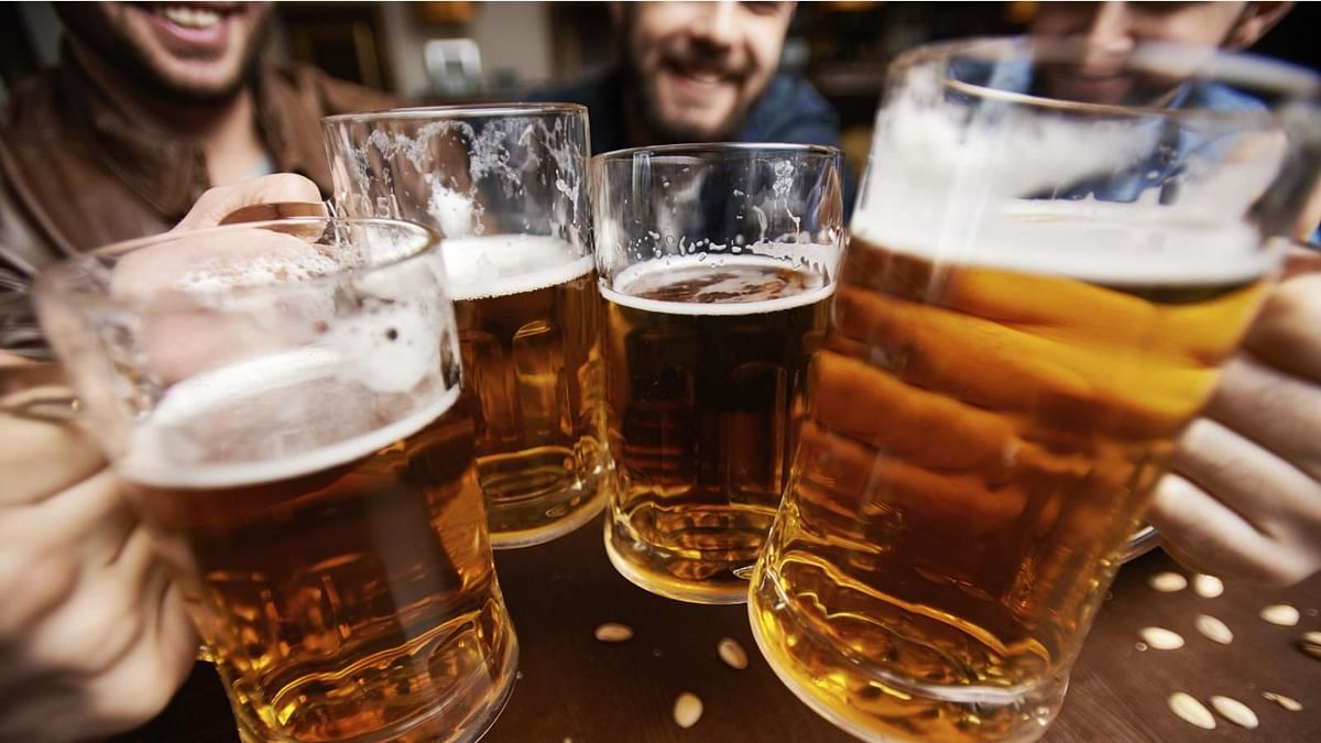 Heavy Alcohol Use May Slow Brain Growth: Study