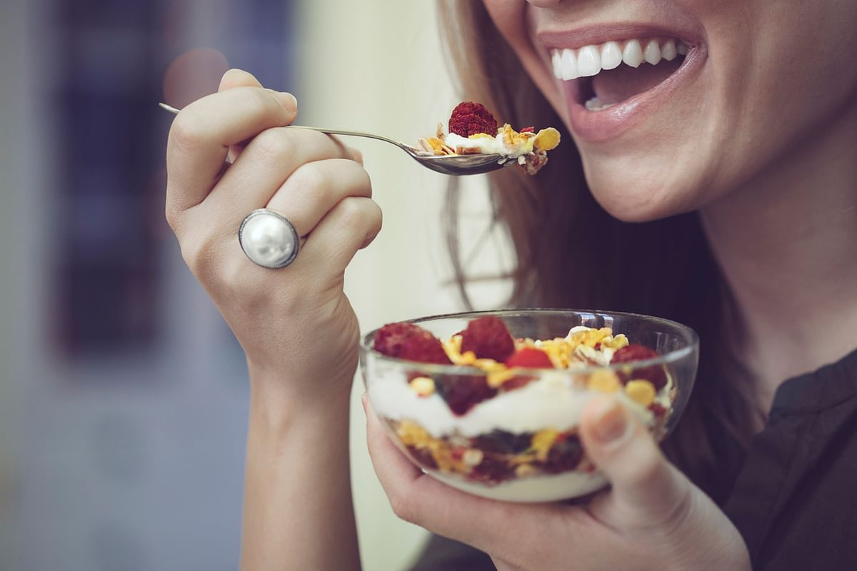 There are lots of myths and propositions and ideas about how you should not have fruits immediately after a meal.
