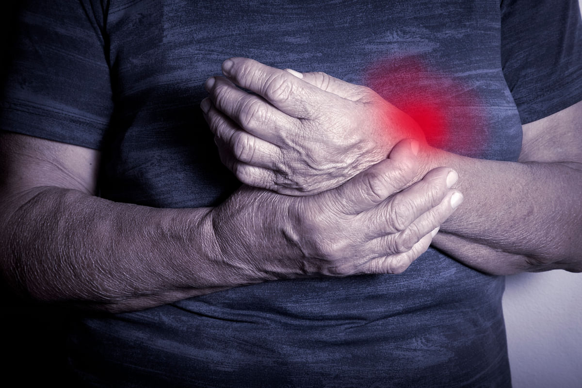 Here's All You Need To Know About Rheumatoid Arthritis