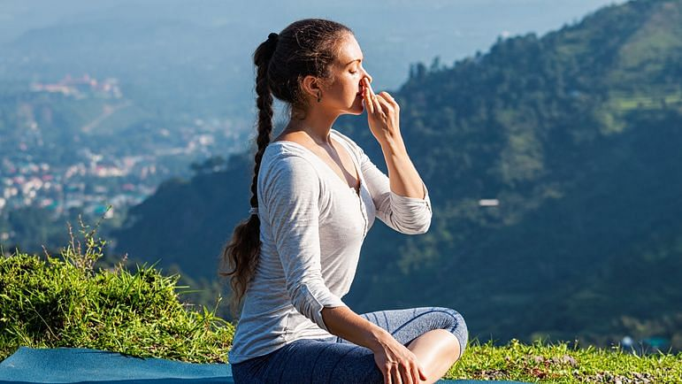 US Study Finds What Indians Already Knew – Pranayama Helps You