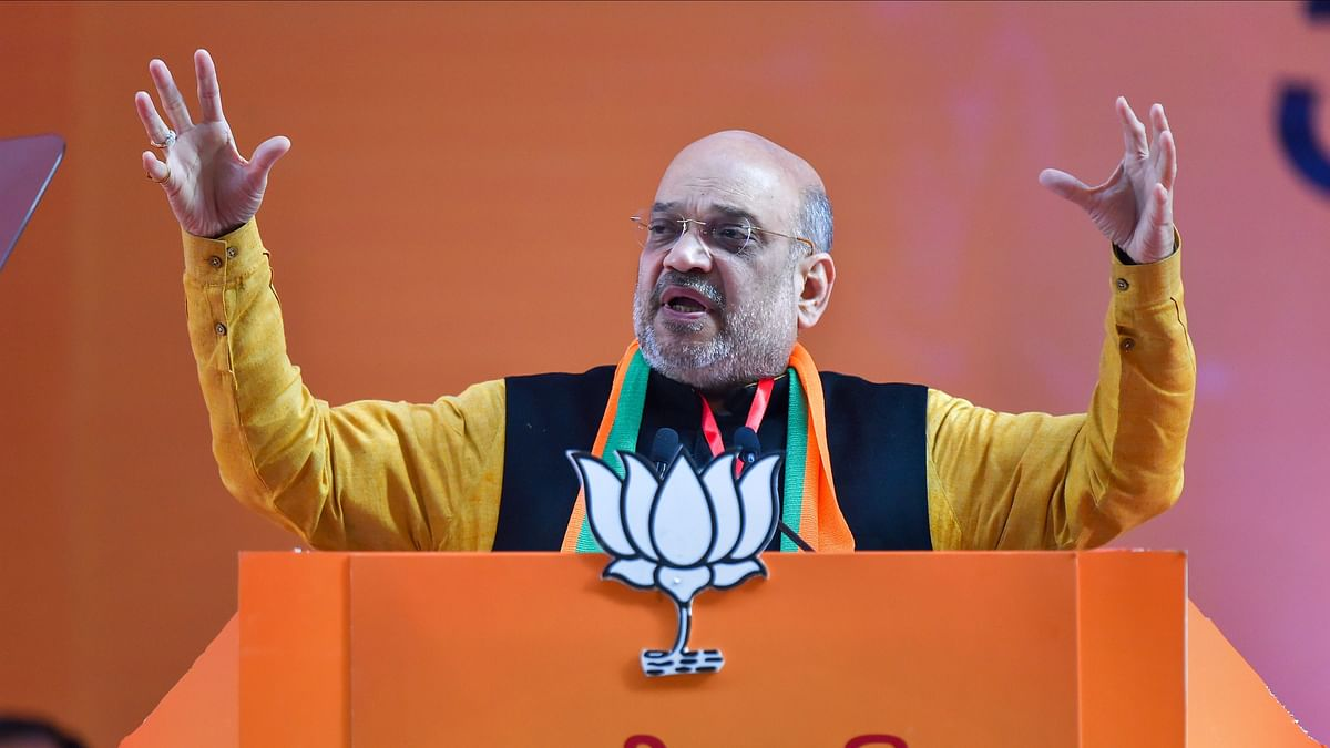 Will Put the Corrupt Behind Bars If Elected: Amit Shah in Odisha