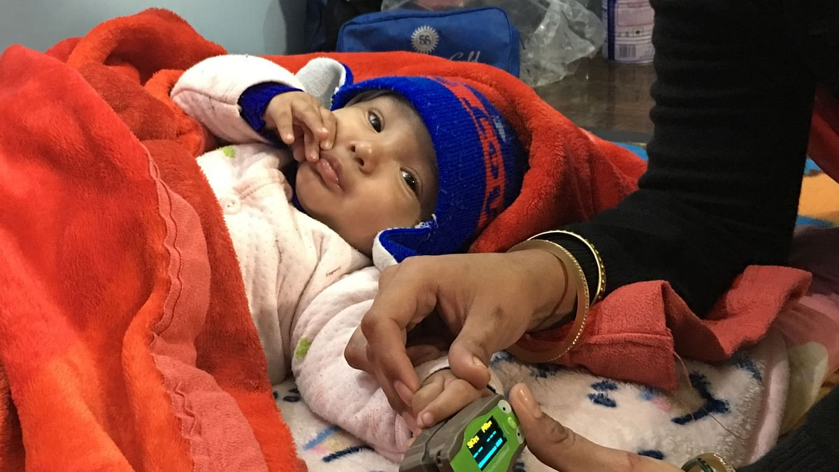 This Baby Can't Breathe When He Sleeps – And He Needs Your Help