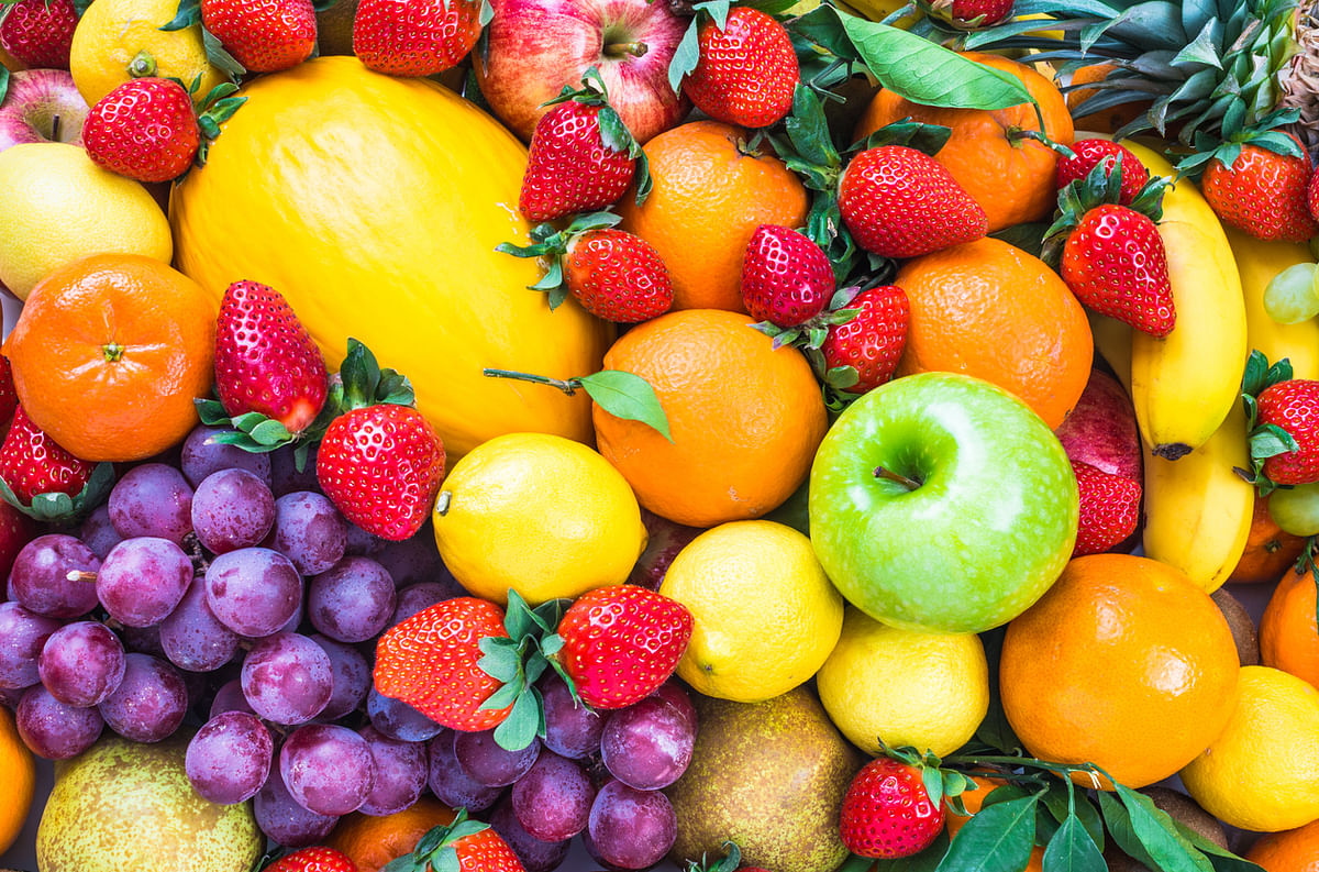 All fruits leave an alkaline ash, points out Dr Datta.