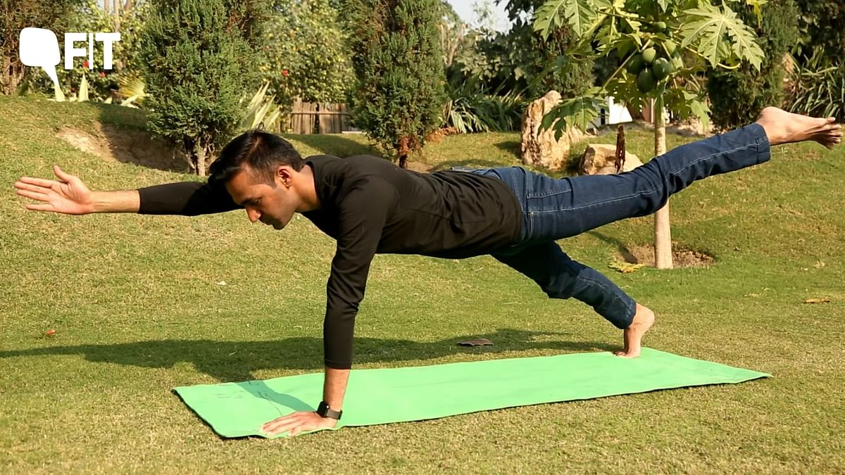 You Can Build Strength With Yoga: Here's How