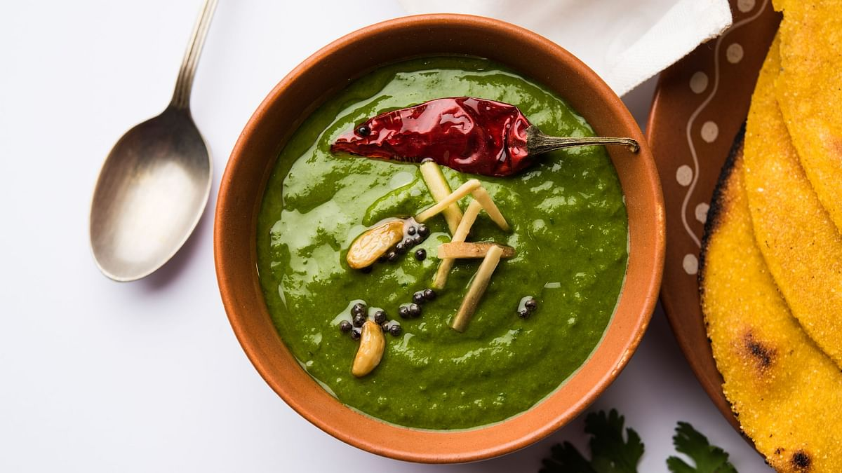 Try Our Healthy, Traditional Sarson Ka Saag Recipe