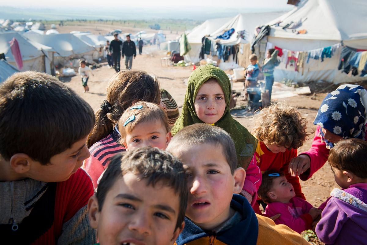 War Kills over 100,000 Babies a Year: Save the Children