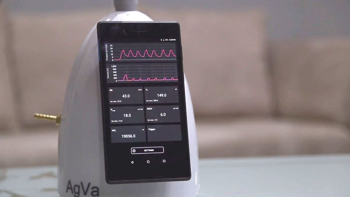 Low-Cost Health Tech: Your Phone Can Now Function As a Ventilator