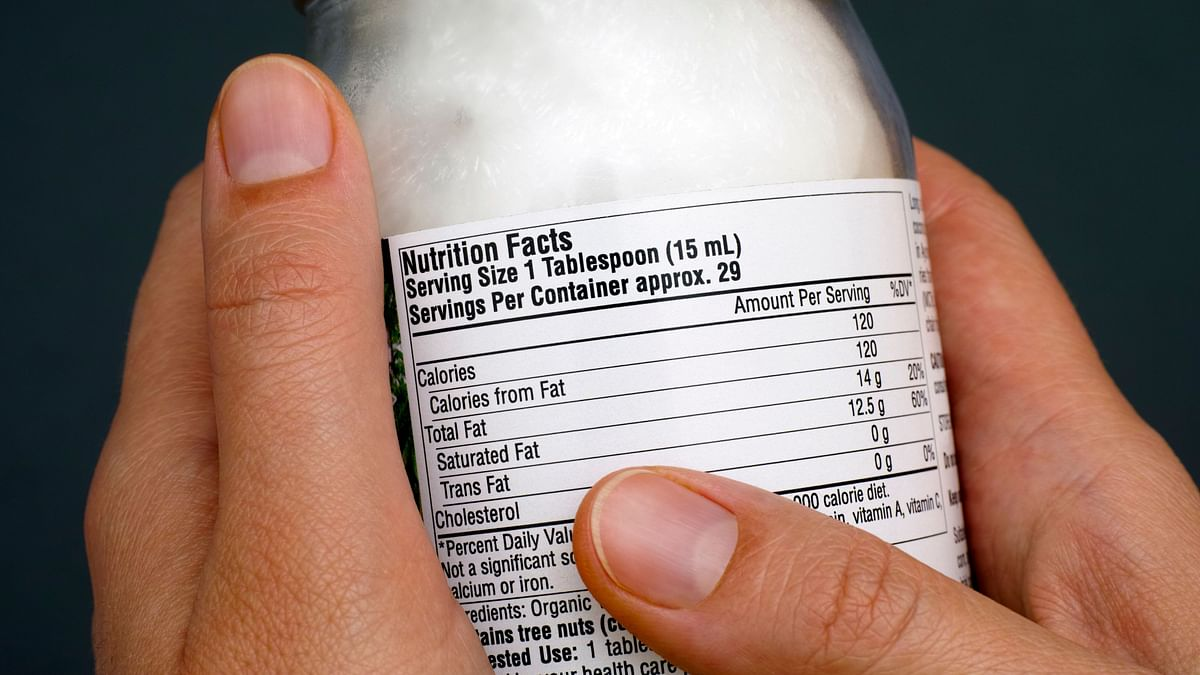 """<div class=""""paragraphs""""><p>National Nutrition week: How many of us actually pay attention to labels when shopping for groceries and other food items?</p></div>"""