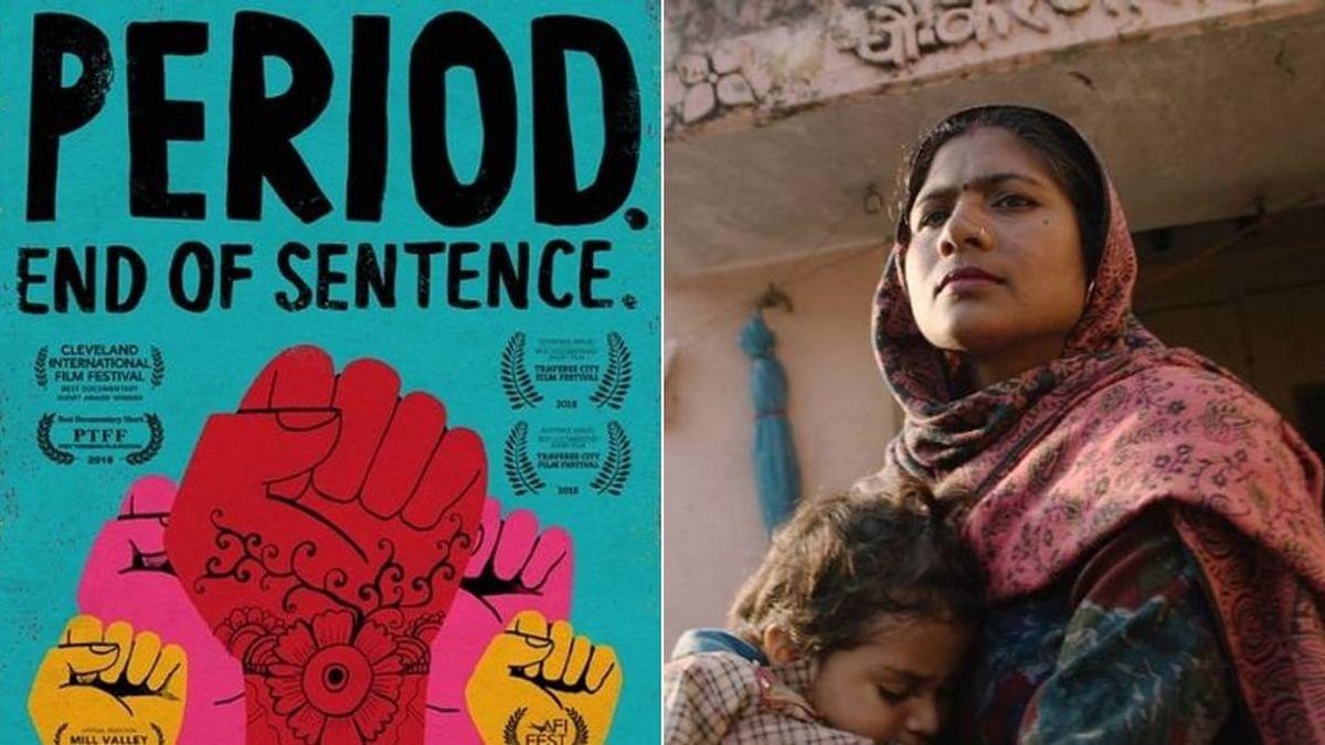 'Period. End of Sentence', India-Based Docu Wins Big at Oscars