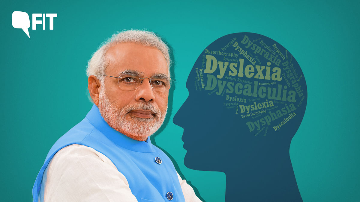 Dear PM Modi, Dyslexia is Not a Joke. Learn More About It Here