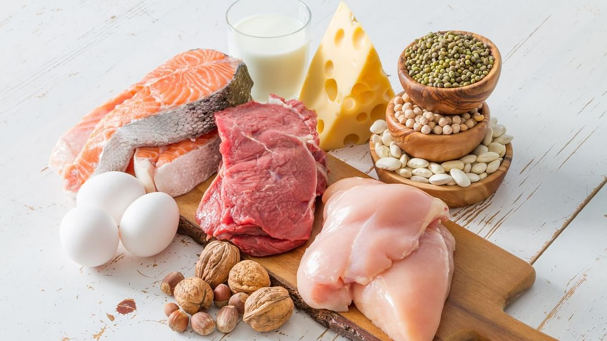 Here's How to Include  Enough Protein in Your Diet