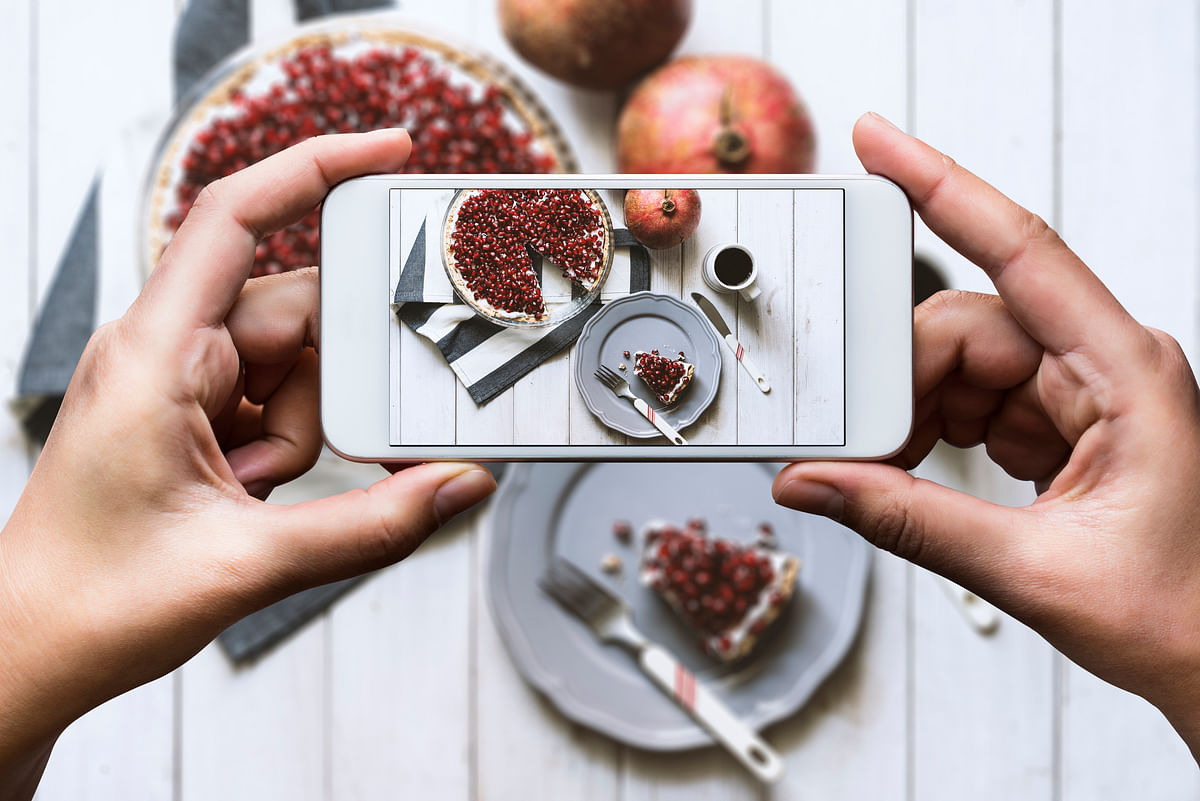 Is Your Child on Instagram? It Could Ruin Children's Eating Habit