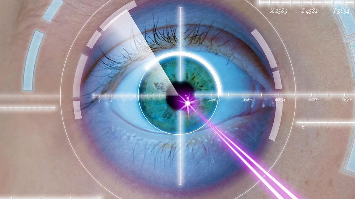 Scientists have developed a new microscopy technique that could one day be used to improve laser vision correction.