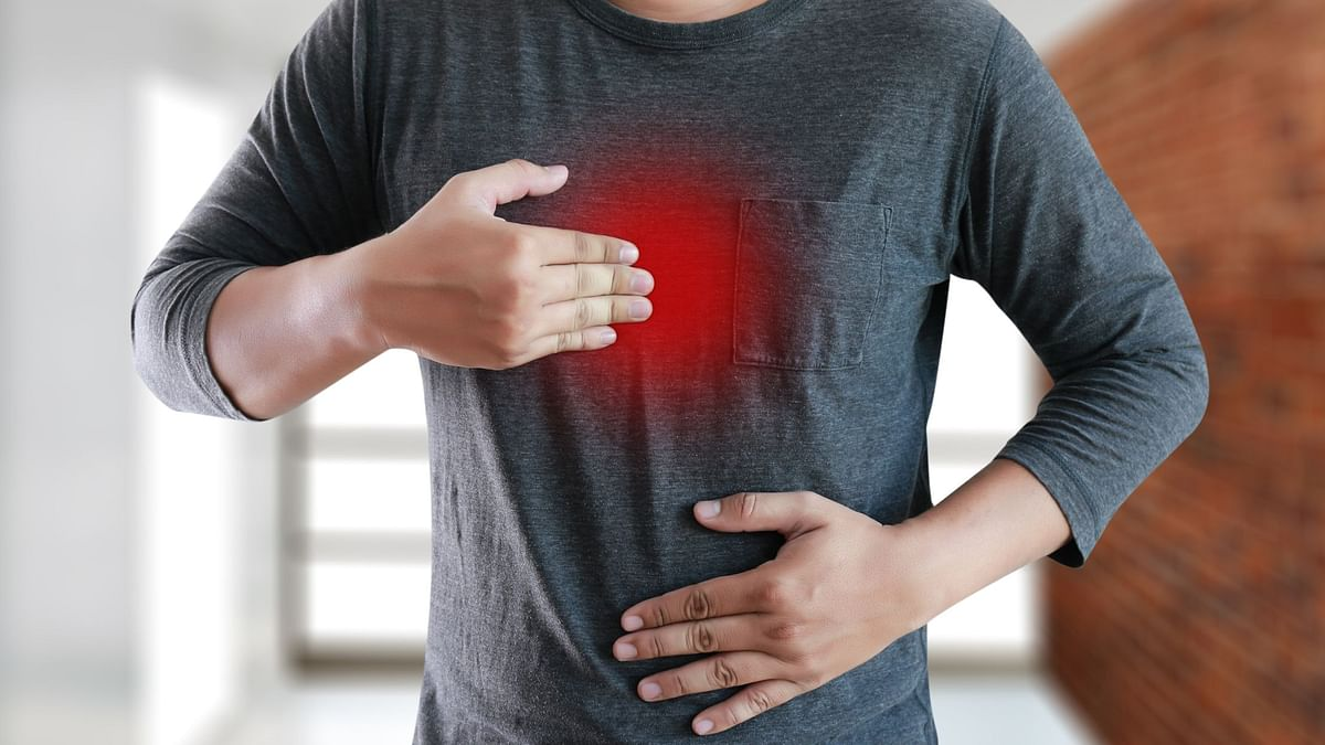 Gut issues commonly manifest as constipation, acidity, lack of appetite, craving, bloating and gas.
