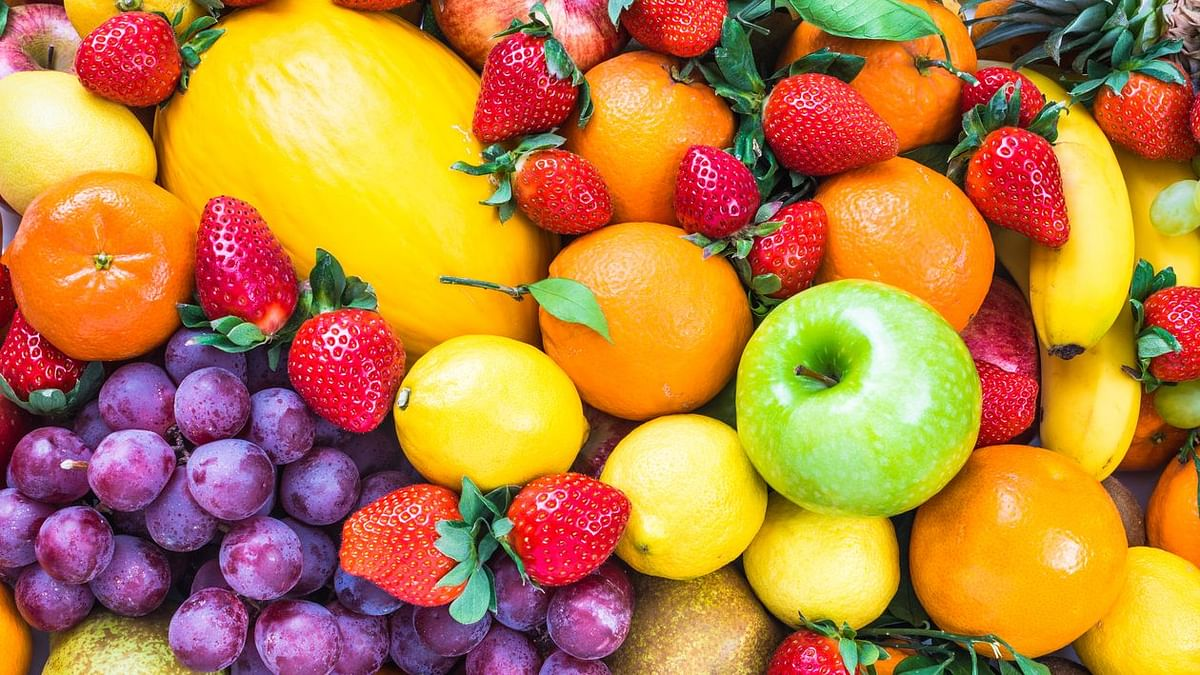 Fruits and vegetables are loaded with antioxidants that are the body's natural defense system.