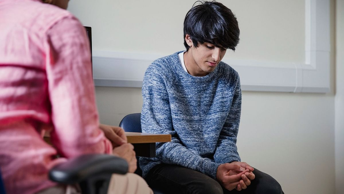 Anxiety 'Epidemic' Brewing in Colleges: Study