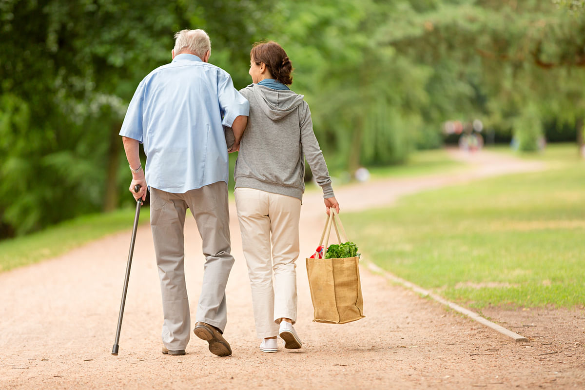 Walking Patterns Could Identify Dementia Types: Study