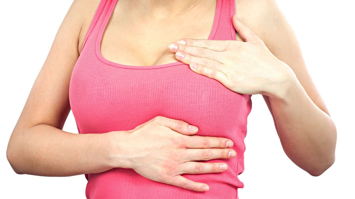 Sagging breasts can be uncomfortable and may lead to permanent damages.