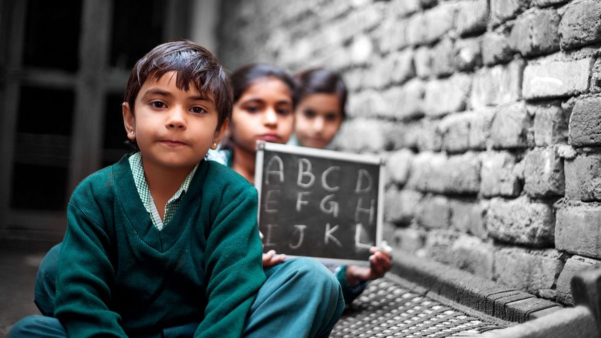 Children have to be encouraged to recognize their agency in effecting change in their world.
