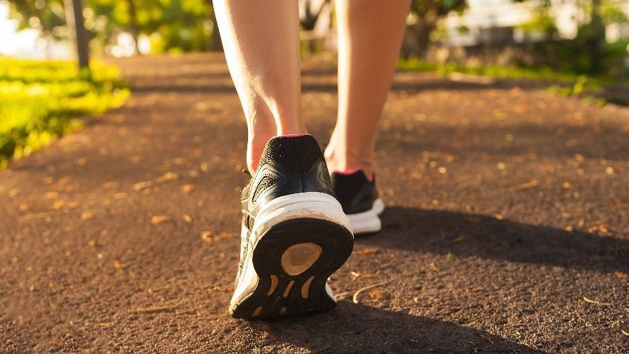 Walking Pace Linked to Life Expectancy, Finds a Study