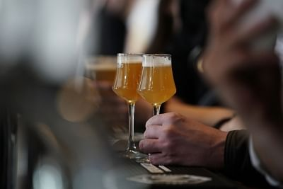Why Do We Love to Drink Coffee or Beer? It's All in the Feeling