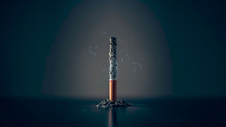 How Tobacco Smoking Made a Case of DVT Get Worse