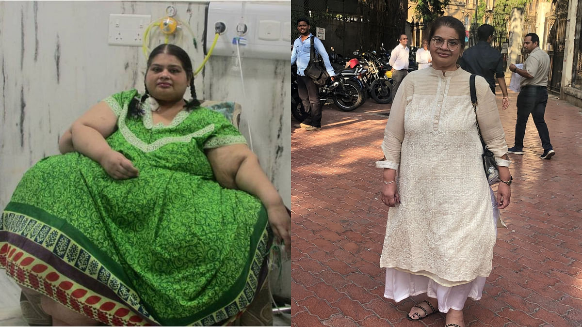 A 42-Year-Old Woman Loses 214 Kgs to Feel 'Independent' Again